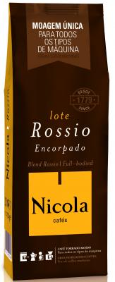 Картинка для Кофе молотый Nicola Rossio 250 грамм
