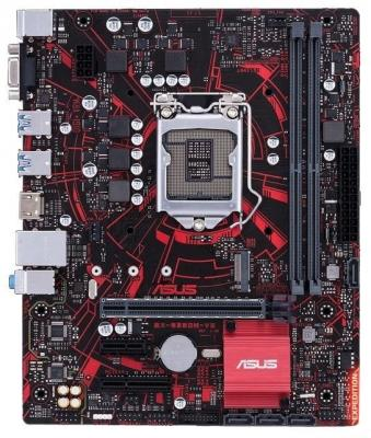 Фото - Материнская плата ASUS EX-B360M-V5 Socket 1151 v2 B360 2xDDR4 1xPCI-E 16x 1xPCI-E 1x 1xPCI-E 4x 4 uATX Retail 60cm pci e 1x to 16x 1x 4x 8x 16x video card extender riser card with 6pin usb3 0 port power cable usb cable for btc mining