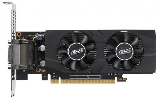 цена на Видеокарта ASUS GeForce GTX 1050 Ti OC Edition PCI-E 4096Mb GDDR5 128 Bit Retail (GTX1050TI-O4G-LP-BRK)