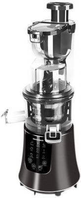 Соковыжималка шнековая Redmond RJ-912S 580Вт рез.сок.:1000мл. черный соковыжималка redmond rj 930s 400 вт пластик медный