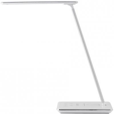 Светильник настольный Lucia Smart (L620-W) на подставке белый/серебристый 6Вт настольный светильник lucia школьник s 260 полоски