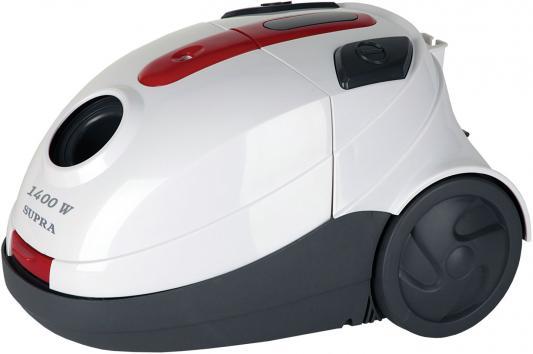 Пылесос Supra VCS-1410 1400Вт белый