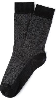 Incanto Носки мужские cot BU733002 nero, 2 р.40-41 мужские суконные ботинки авангард спецодежда прощай молодость р 41 15357