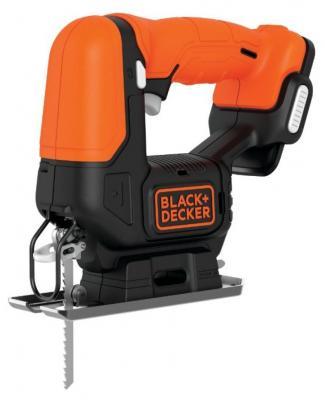 Лобзик Black & Decker BDCJS12N-XJ 2800ходов/мин от аккумулятора лобзик электрический black decker ks701pek