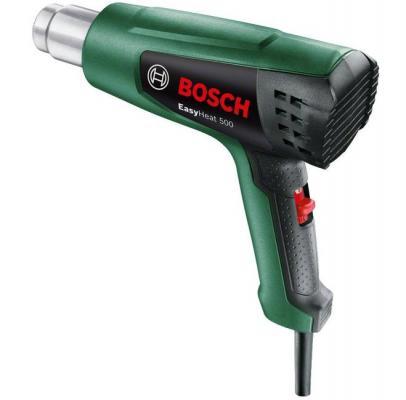 Фен технический Bosch EasyHeat 500 фен технический bosch phg 630 dce