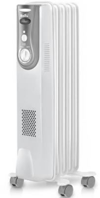 Радиатор масляный Ballu Level BOH/LV-05 1000Вт белый масляный радиатор supra ors 05 s2 1000вт белый