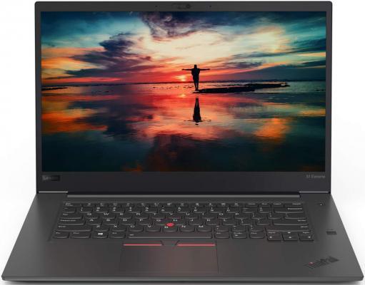 Ноутбук Lenovo ThinkPad X1 Extreme Gen1 (20MF000WRT) ноутбук lenovo thinkpad x1 20hr006grt