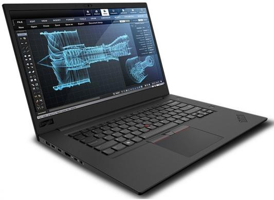 Ноутбук Lenovo ThinkPad P1 (20MD000NRT) цена в Москве и Питере