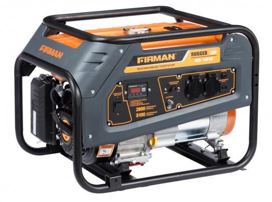 Бензиновый генератор FIRMAN RD4910 3,1кВт 15л 12В цена