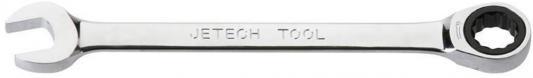 Ключ комбинированный JETECH GR-27 с трещоткой комбинированный ключ с трещоткой neo 13x185 мм 09 055