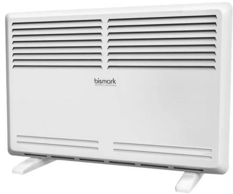 лучшая цена Конвектор Bismark BC-S1500M-001 1500 Вт белый