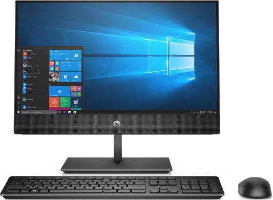 HP ProOne 600 G4 AiONT 21.5(1920x1080 IPS)/Intel Core i7 8700(3.2Ghz)/8192Mb/1000Gb/DVDrw/BT/WiFi/war 3y/W10Pro + Wireless Slim kbd & mouse yobangsecurity home wifi wireless gsm security alarm system outdoor solar pir motion sensor wireless siren smoke detector