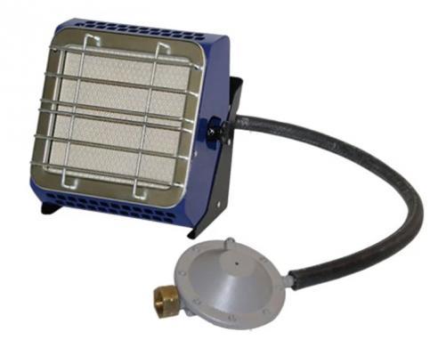 Газовый обогреватель Hyundai H-HG2-29-UI686 2900 Вт серый синий