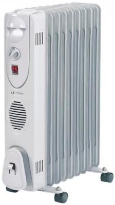 Масляный радиатор Timberk TOR 31.1606 Q 1600 Вт белый