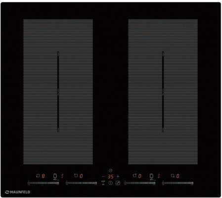 Электрическая индукционная панель MAUNFELD EVI.594.FL2(S)-BK