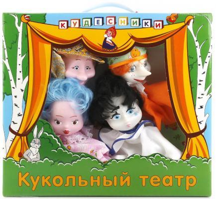 Кукольный театр Пфк игрушки Золотой ключик 4 предмета wowwee mip интеллектуальные радиоуправляемые роботы детские игрушки электрический игрушкичерезbluetooth app золотой