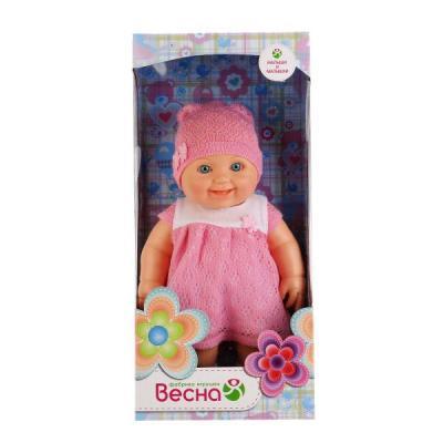 Кукла ВЕСНА МАЛЫШКА 16 ДЕВОЧКА 30 см В3015 кукла весна малышка 11 девочка 30 см в2193