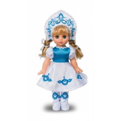 все цены на Кукла ВЕСНА ЭЛЯ ГЖЕЛЬСКАЯ КРАСАВИЦА 30.5 см В2638 онлайн
