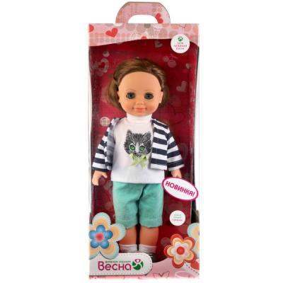 Кукла ВЕСНА АННА 26 44 см со звуком В3089/о весна кукла анна 7 со звуком весна