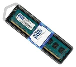 Оперативная память 8Gb (1x8Gb) PC3-12800 1600MHz DDR3 DIMM CL11 Goodram GR1600D364L11/8G память sodimm ddr3 goodram 8gb for apple w amm13338g