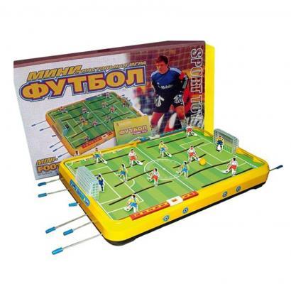 Настольная игра Игры настольные-ОмЗЭТ футбол МИНИ-ФУТБОЛ настольные игры s s toys настольная игра дино викторина