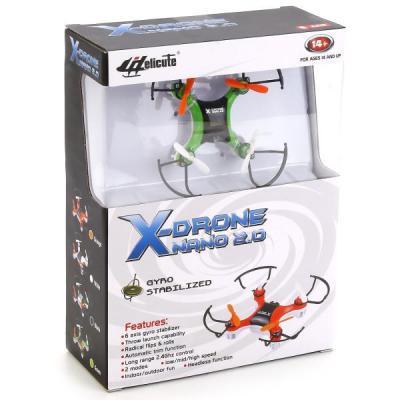 Купить Квадрокоптер на радиоуправлении Shantou Квадрокоптер пластик от 14 лет разноцветный, Радиоуправляемые игрушки
