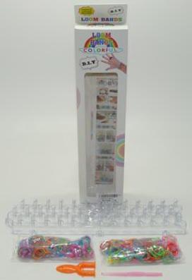 Набор для творчества Shantou Плетение браслетов от 6 лет