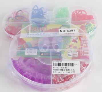 Фото - Набор для творчества Shantou Плетение браслетов от 6 лет набор для творчества shantou gepai плетение браслетов с подвесками 942485 от 6 лет