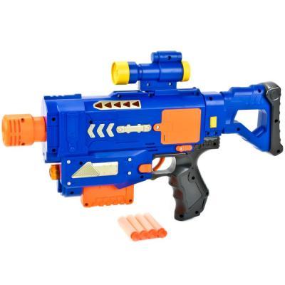 Пистолет Shantou Gepai Super storm синий B1049328 пистолет shantou gepai 1402b синий 1404g519