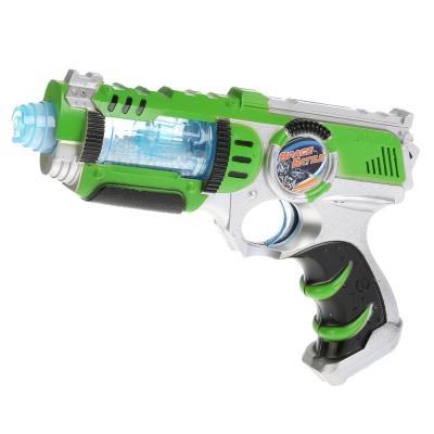 Купить Пистолет Shantou Gepai Top gun зеленый B1547676, 6x25x18 см, для мальчика, Игрушечное оружие