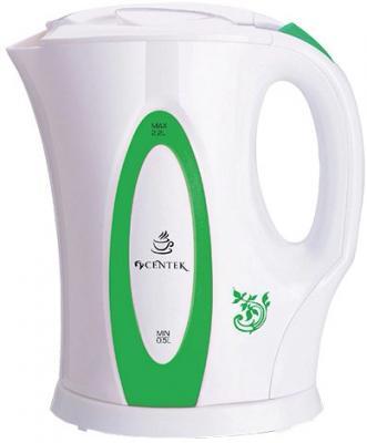 Чайник Centek CT-0032 green