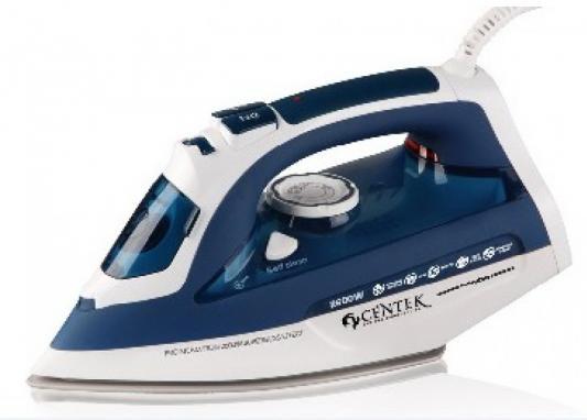 Утюг Centek CT-2332 Blue цена