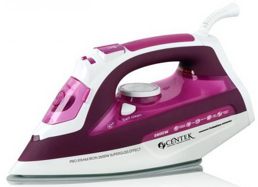 Утюг Centek CT-2332 Purple цена и фото