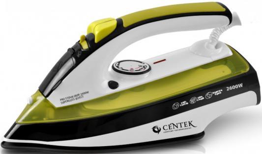 Утюг Centek CT-2337 2600Вт зелёный rm1 2337 rm1 1289 fusing heating assembly use for hp 1160 1320 1320n 3390 3392 hp1160 hp1320 hp3390 fuser assembly unit