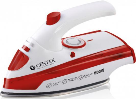Утюг Centek CT-2340 800Вт белый красный junlinu белый красный 36
