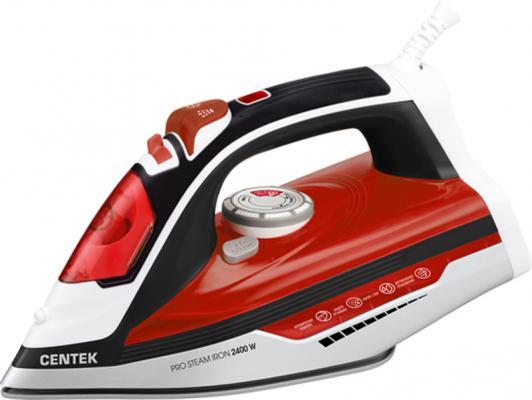 Утюг Centek CT-2350 RED утюг centek ct 2350
