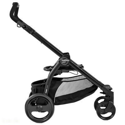 Купить Шасси BOOK PLUS 51, для модульных систем и прогулочных колясок, цвет Titania графит, Peg-Perego, Шасси и рамы