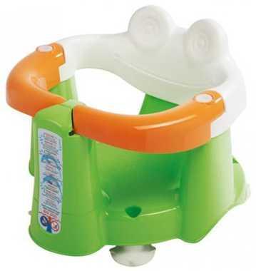 Купить Сrab, стульчик в ванну 871 зеленый яркий 44, Ok Baby, Аксессуары к стульчикам для кормления
