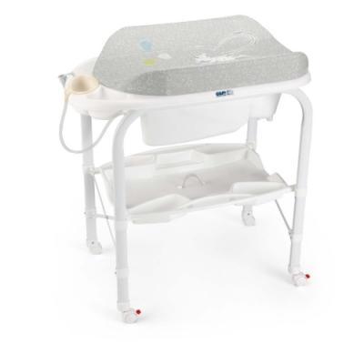 Стол пеленальный с ванночкой Cam Cambio (цвет 226) cam пеленальный столик cambio мишка cam бежевый