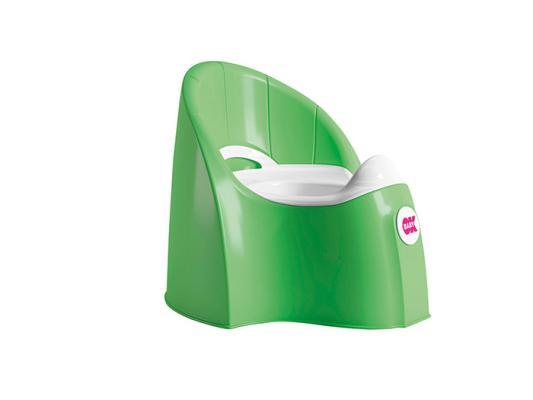 Купить Pasha, горшок 891 зеленый яркий 44, Ok Baby, для мальчика, Горшки