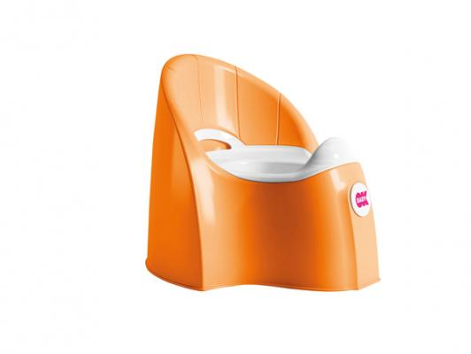 Купить Pasha, горшок 891 оранжевый яркий 45, Ok Baby, для девочки, Горшки
