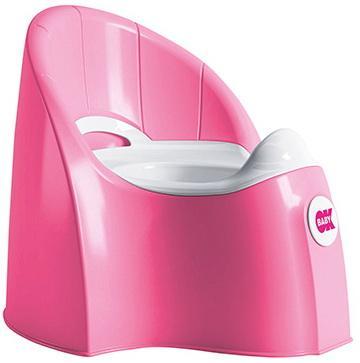 Купить Pasha, горшок 891 розовый яркий 66, Ok Baby, для девочки, Горшки