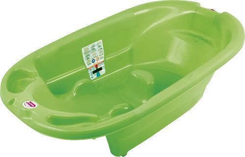 Купить Onda, ванночка 823 зеленый яркий 44, Ok Baby, для мальчика, для девочки, Ванночки