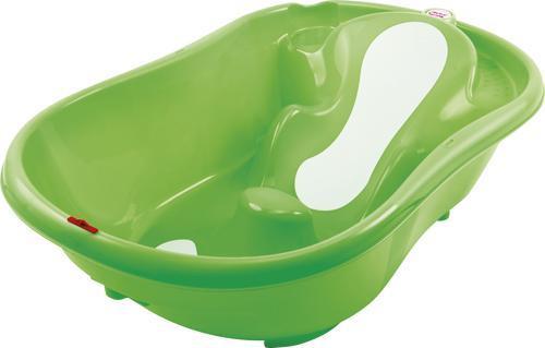 Купить Onda Evolution, ванночка 808 зеленый яркий 44, Ok Baby, для мальчика, для девочки, Ванночки