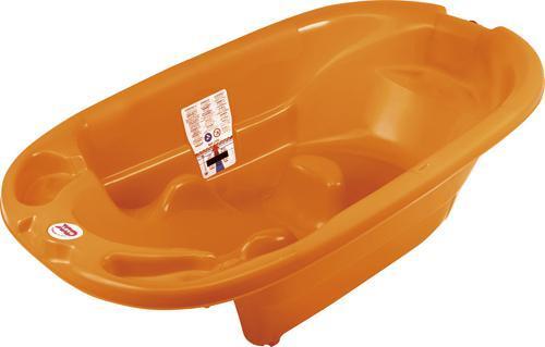 Купить Onda, ванночка 823 оранжевый яркий 45, Ok Baby, для мальчика, для девочки, Ванночки