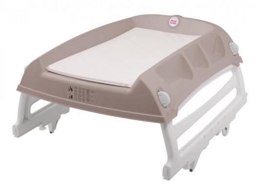 накладки для пеленания ceba baby накладка для пеленания с изголовьем 50х80 Flat, стенд для пеленания пластиковый, Ok Baby