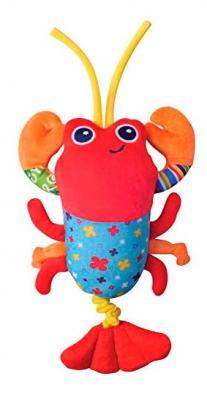 Интерактивная игрушка OK Baby Креветка с рождения, Parkfield, разноцветный, н/д, унисекс, Игрушки-подвески  - купить со скидкой