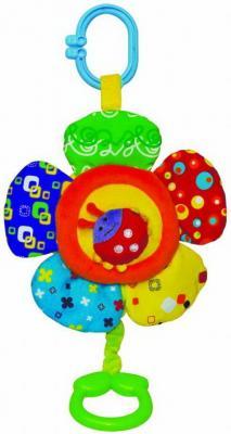 Купить Интерактивная игрушка OK Baby Цветок от 1 года, Parkfield, разноцветный, н/д, унисекс, Игрушки-подвески
