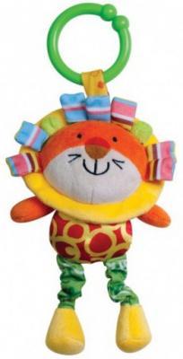 Купить Интерактивная игрушка OK Baby Львенок от 1 года, Parkfield, разноцветный, текстиль, унисекс, Игрушки-подвески