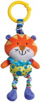 Купить Интерактивная игрушка OK Baby Тигренок от 1 года, Parkfield, разноцветный, текстиль, унисекс, Игрушки-подвески